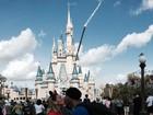 MC Koringa comemora aniversário de casamento com a família na Disney