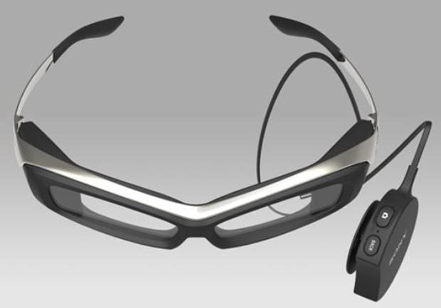 G1 - Sony lança seu primeiro protótipo de óculos inteligentes ... e97856540b