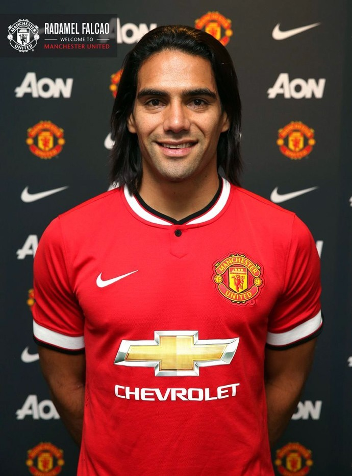 Falcao Garcia é do United!