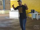 Rapper leva mensagem de esperança a adolescentes da Fundação Casa