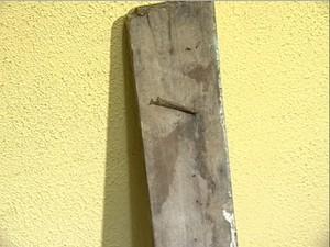 Polícia diz que a mulher receberia R$ 2 mil, caso matasse a criança, no Espírito Santo (Foto: Reprodução/TV Gazeta)