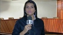 Flávia Lima (Foto: Reprodução/TV Liberal)