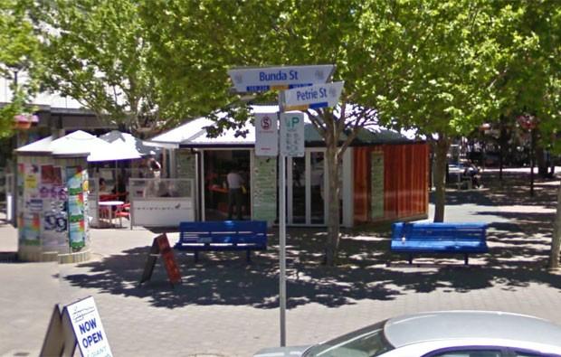 """Em Canberra, na Austrália, tem uma rua chamada """"Bunda"""". (Foto: Reprodução)"""