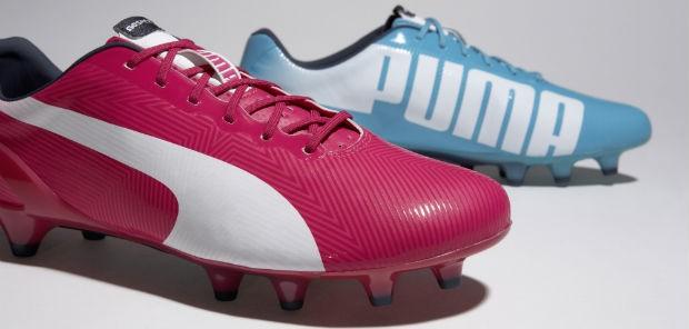 84f3df5ce4f02 Chuteiras da Puma apresentam novidade: um pé de cada cor - GQ | Essa ...
