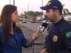 Uso de faróis acesos será cobrado em rodovias que passam por Aracaju