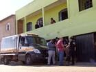 Mulher é morta e outra é baleada em casa (Reprodução/TV Globo)