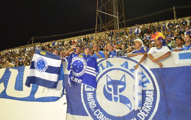 Ingressos para a torcida do Cruzeiro ainda estão disponíveis. (Foto: Lucas Soares / Globoesporte.com)