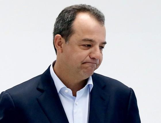 Sérgio Cabral ex governador do Rio de Janeiro (Foto: FÁBIO MOTTA/ESTADÃO CONTEÚDO)