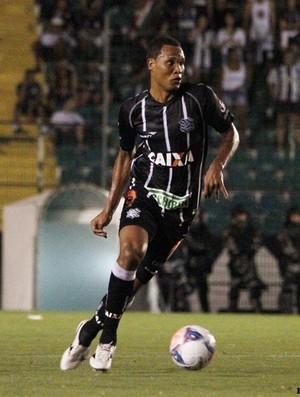 Zagueiro Thiego, Figueirens (Foto: Luiz Henrique/ Figueirense)