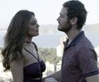 Juliana Paes e Emilio Dantas em cena de 'A força do querer' | Reprodução