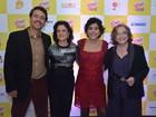 Marcos Palmeira, Marieta Severo e outros vão a pré-estreia de filme