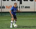 Fut 7: Felipe celebra retorno ao Vasco e diz que se sentiu bem no 1º treino