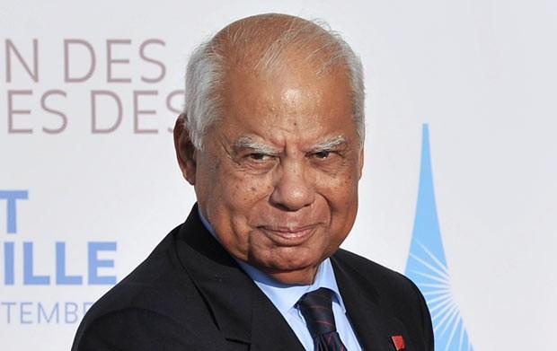 O economista egípcio Hazem el-Beblawi em 10 de setembro de 2011 (Foto: AFP)
