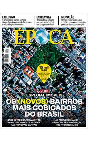 Capa - Edição 799 (Foto: ÉPOCA)