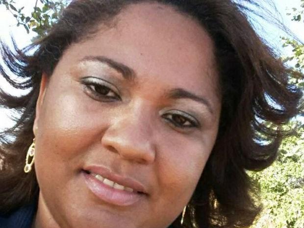A gerente Francisca Sérgio foi assassinada a facadas em Rio Claro pelo ex-namorado, segundo a polícia (Foto: Reprodução/ Facebook)