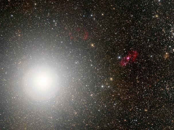 Globo Ciência, quero saber: qual o tamanho do universo (Foto: Divulgação/Marco Lorenzi)