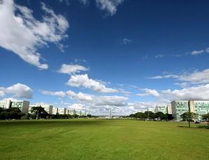 Brasília - Esplanada dos Ministérios (Foto: Glauber Queiroz/Ministério do Esporte)