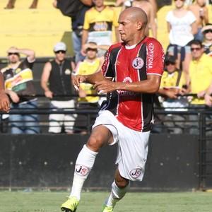 Serginho Marcelo Costa Criciúma Joinville (Foto: Fernando Ribeiro/criciumaec.com.br)