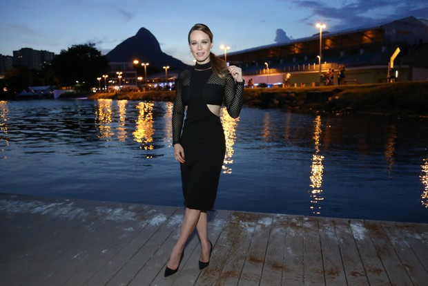 Mariana Ximenes    (Foto: Roberto Filho/Brazil News)