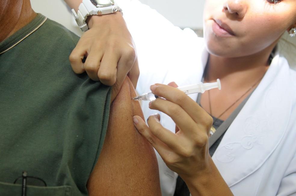 Vacinação contra a gripe termina em 26 de maio (Foto: Pedro Ventura/Agência Brasília)