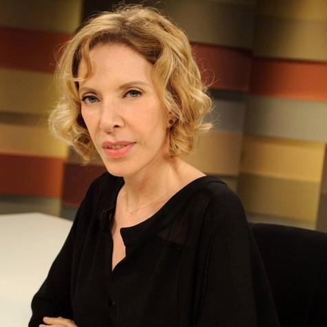 Marília Gabriela fará seriado para o Sony (Foto: Marcia Alves)