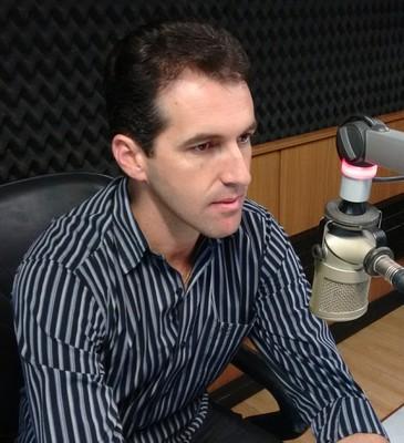 Léo Condé chegou ao Sampaio no começo da Série B (Foto: Afonso Diniz/GloboEsporte.com)