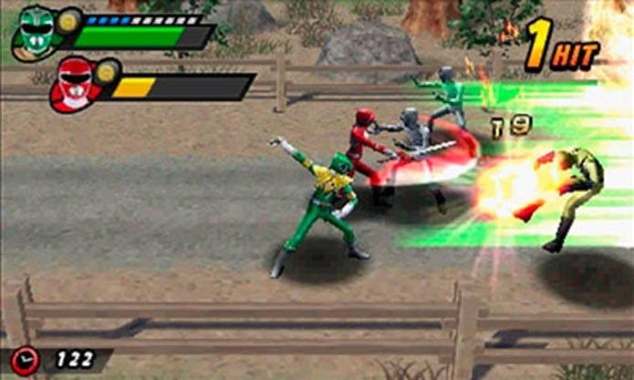 Power Rangers Super MegaForce (Foto: Divulgação)
