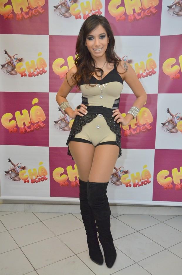 Anitta (Foto: Leo Marinho/ Agnews)