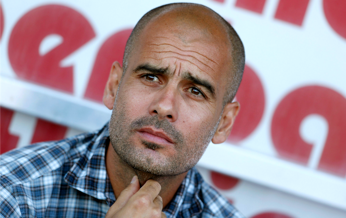 Pep Guardiola técnico Bayern de Munique (Foto: Reuters)