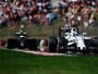 """""""Volante leve para um lado e pesado para o outro"""", reclama Massa, em 18º"""