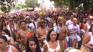 Cerca de 50 blocos desfilam nesta terça-feira (28) em Belo Horizonte