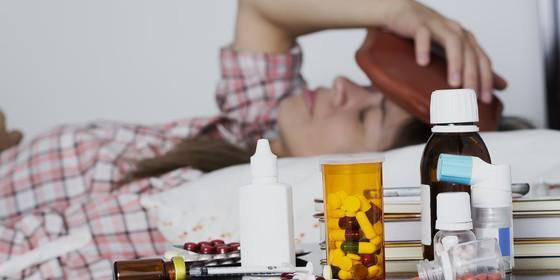Remédios para tratar sinusite são mais recomendados para controlar sintomas. Poucas vezes os antibióticos são necessários (Foto: Thinkstock/Getty Images)