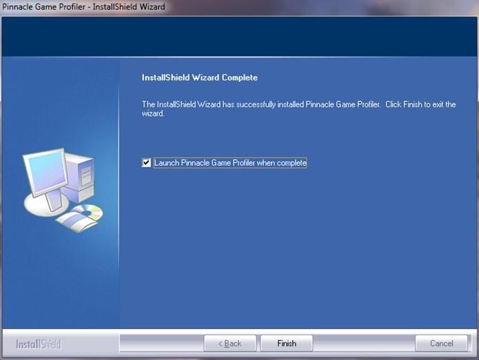 Pinnacle Game Profiler possui fácil instalação (Foto: Reprodução / Dario Coutinho)