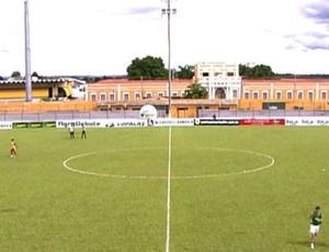 estádio Dutrinha Cuiabá (Foto: Reprodução/TVCA)