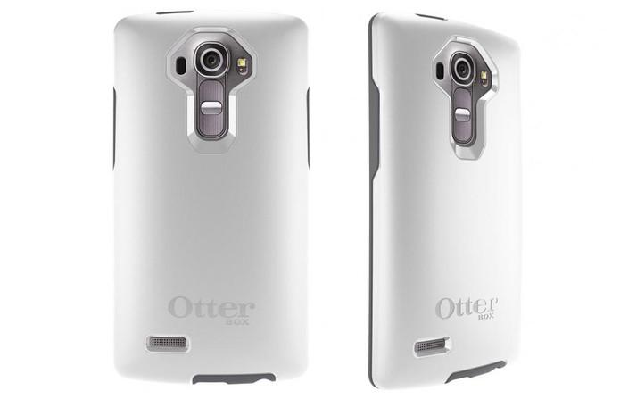 Capa Otterbox que protege o LG G4 contra arranhões (Foto: Divulgação/Otterbox)
