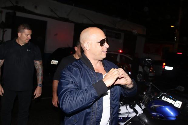 Vin Diesel (Foto: Thiago Duran/AgNews)