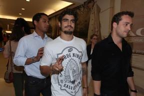 Caio Castro (Foto: Leo Franco  e Thiago Duran / AgNews)
