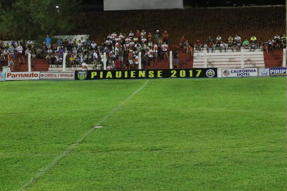 Arena Ytacoatiara receberá o primeiro jogo da final, entre Parnahyba e o vencedor da final do returno, disputada por River-PI e Altos (Foto: Wenner Tito)