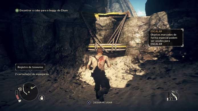 Mad Max apresenta comandos básicos que podem confundir (Foto: Reprodução/Felipe Vinha)
