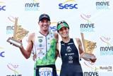 Marcus e Carol vencem segunda etapa do Circuito Nacional, em Brasília