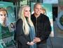 Ashlee Simpson e Evan Ross revelam nome da primeira filha