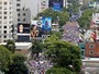 Argentina pede garantias para ir à Venezuela em meio à crise no país