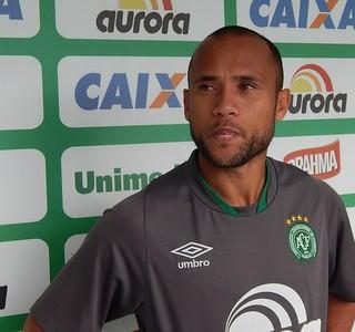 Ananias Chapecoense (Foto: Laion Espíndula)