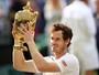Murray cumpre favoritismo contra Raonic e é bicampeão de Wimbledon