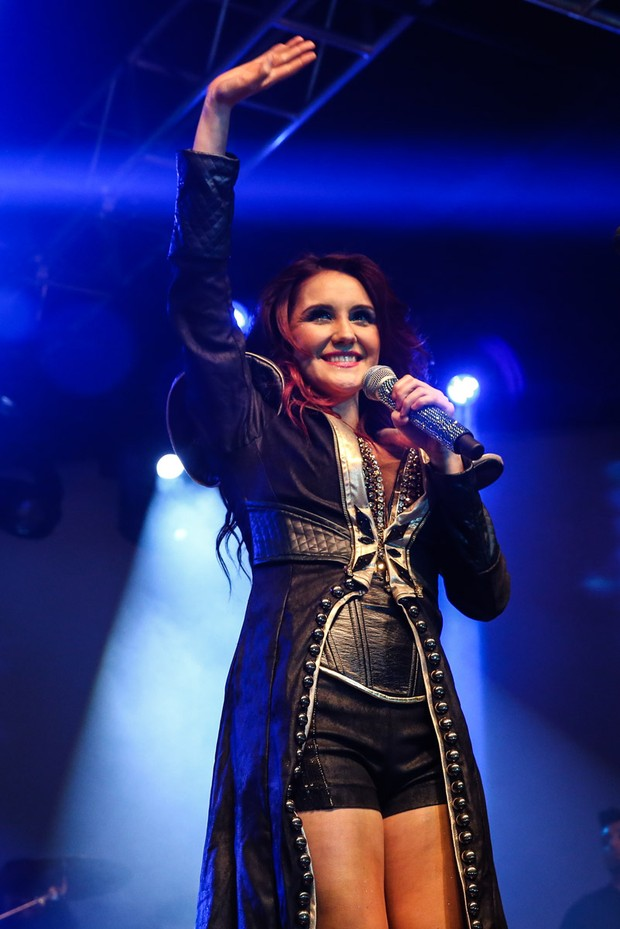 Dulce Maria (Foto: Manuela Scarpa / PhotorioNews)