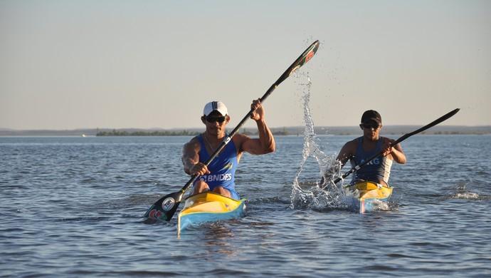 Brasileiro de Canoagem será disputado em Palmas (Foto: Samuel Costa/Fundesportes)