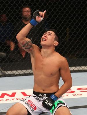 Erik Perez UFC 150 (Foto: Getty Images)