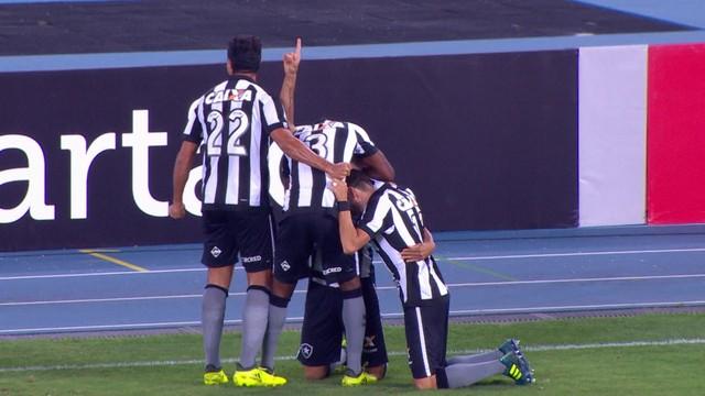 a6659347b6e3d Botafogo x Flamengo - Campeonato Brasileiro 2017-2017 - globoesporte.com