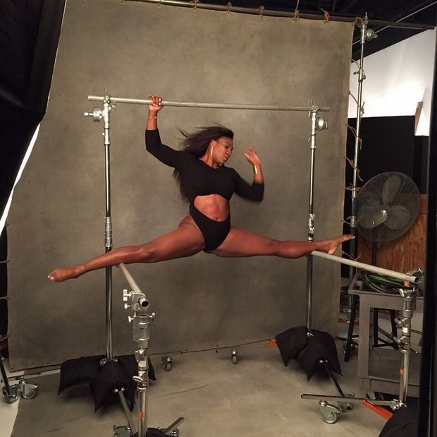 Serena Williams (Foto: Instagram / Reprodução)