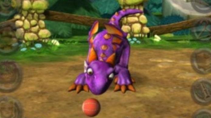 Tamagotchi: My Dragon permite criar seus dragões (Foto: Reprodução/Google Play)
